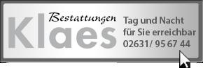 www.bestattungen-klaes.de